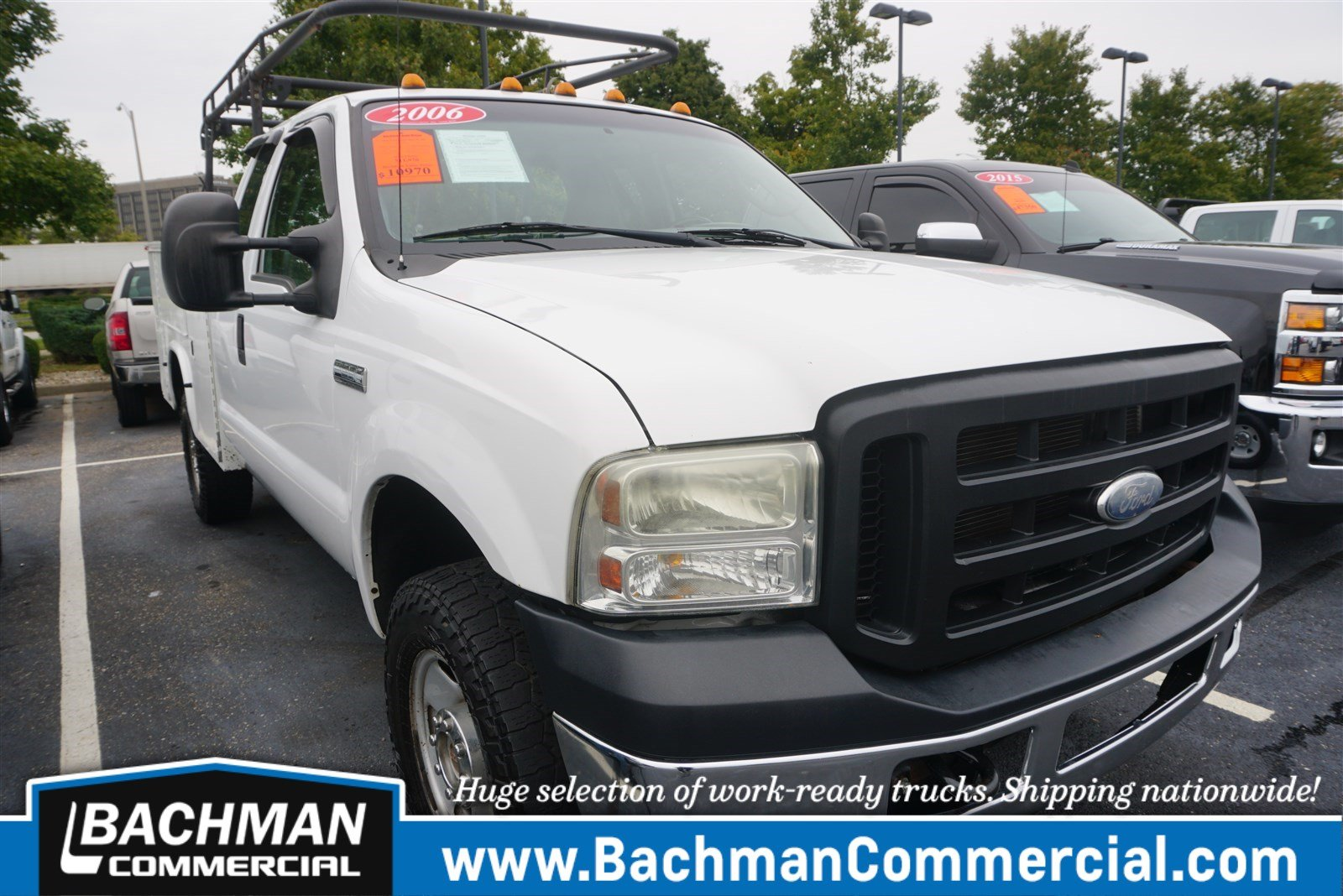 Pre owned 2006 ford super duty f 250 xl