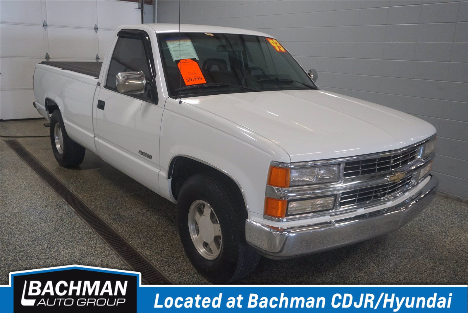 Pre-Owned 1993 Chevrolet C1500