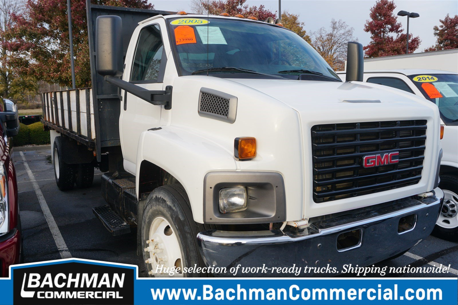 Pre-Owned 2005 GMC TC7500