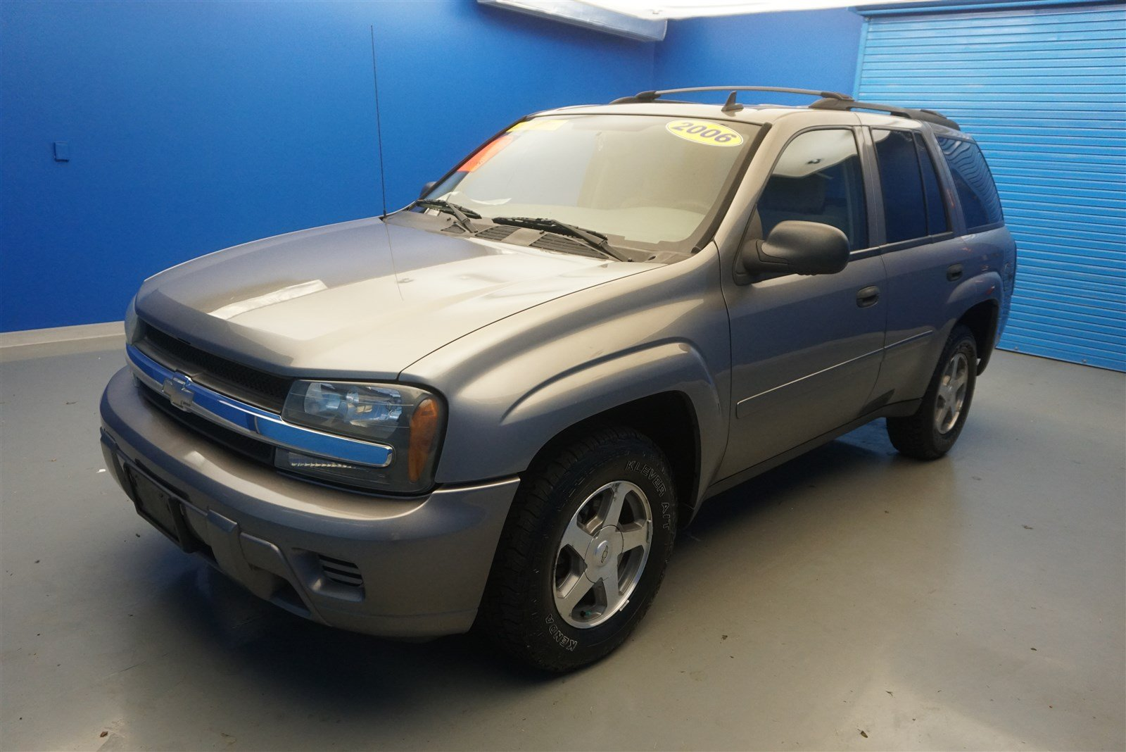 Pre Owned 2006 Chevrolet TrailBlazer LS