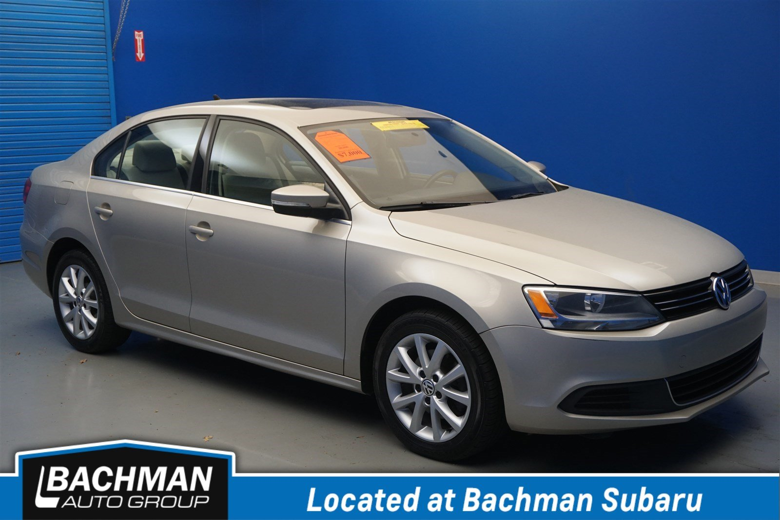 Pre-Owned 2013 Volkswagen Jetta Sedan SE