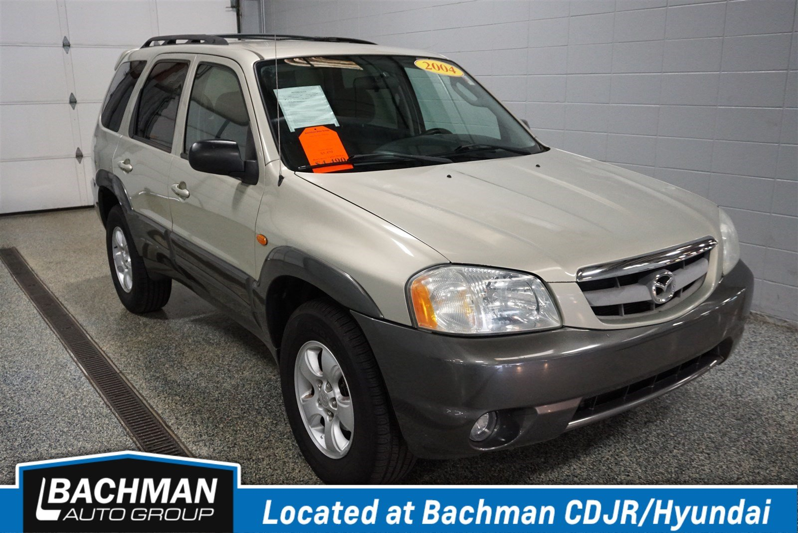 Pre-Owned 2004 Mazda Tribute LX