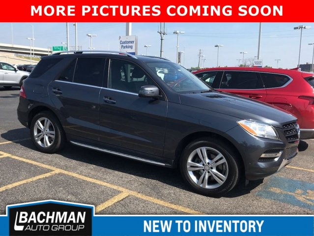 Pre-Owned 2015 Mercedes-Benz M-Class ML 350 AWD