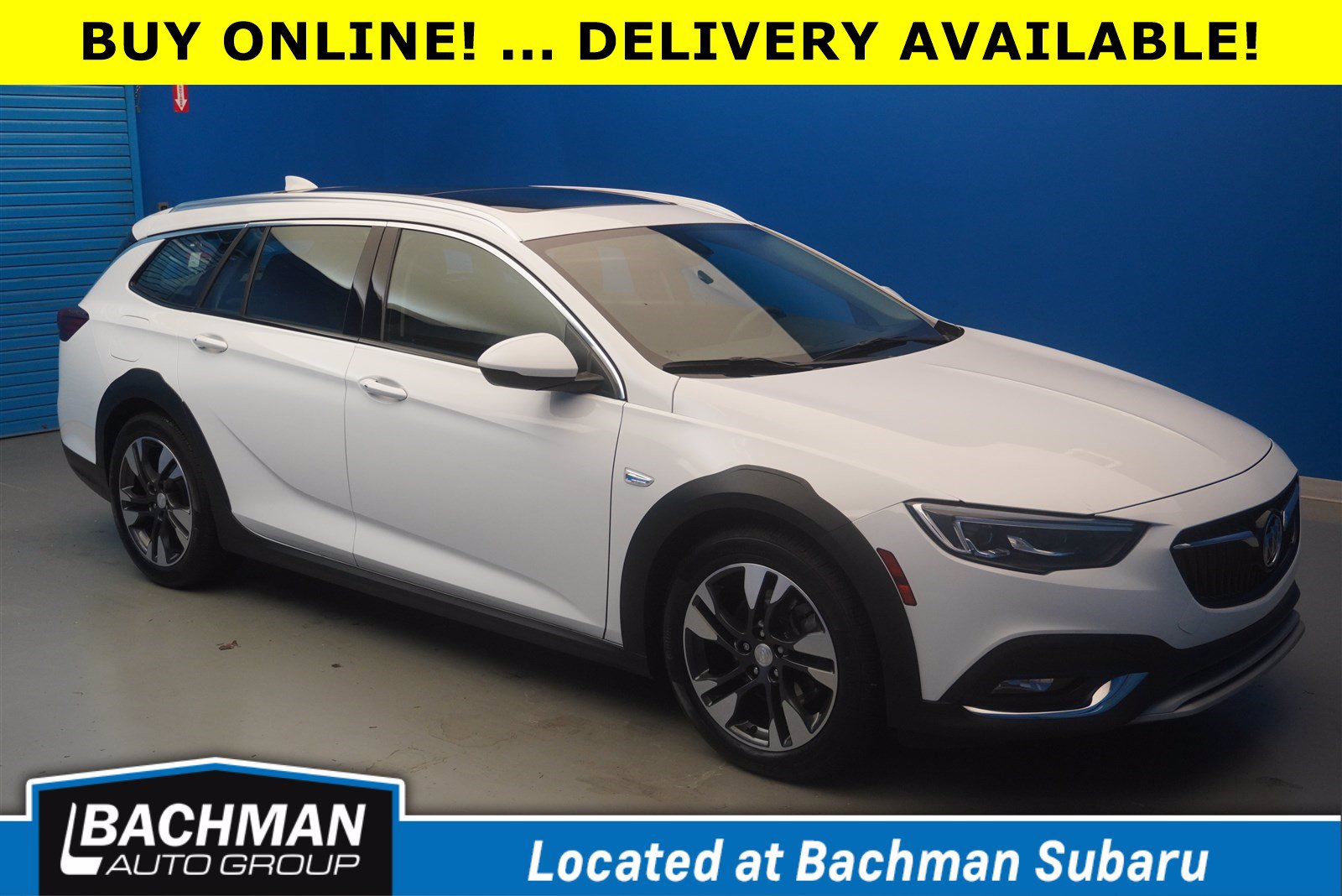 Pre-Owned 2018 Buick Regal TourX Essence