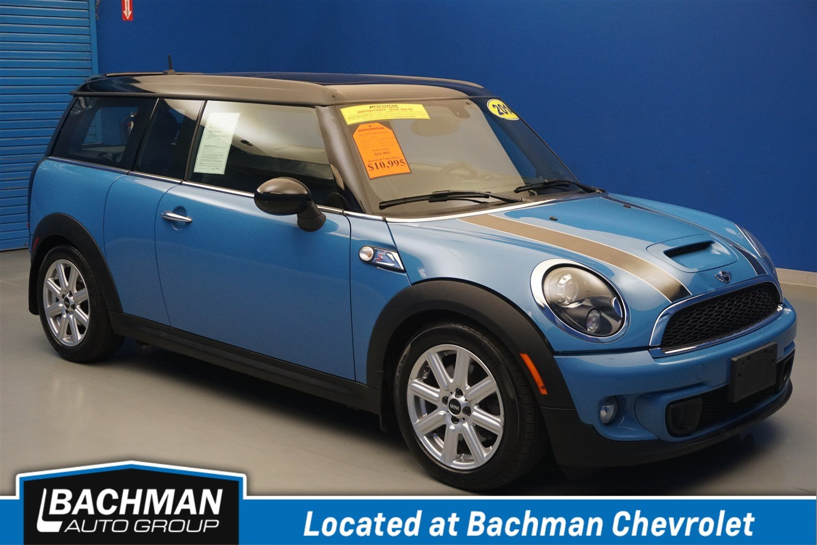 Pre Owned 2014 Mini Cooper Clubman S 3dr Car In Louisville 19 2159a