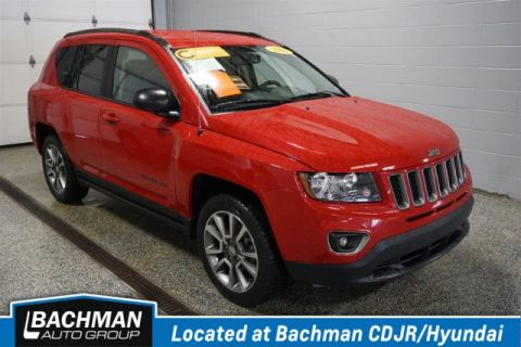Pre-Owned 2016 Jeep Compass Sport SE Pkg