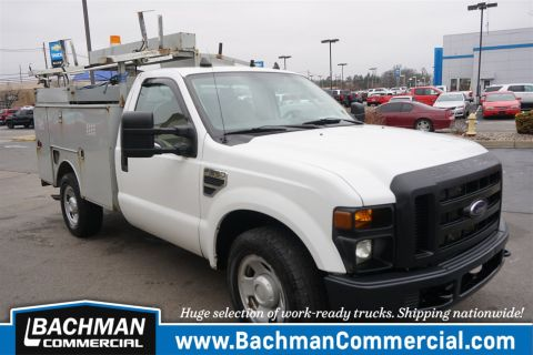 Pre-Owned 2008 Ford Super Duty F-350 SRW XL