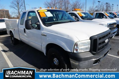 Pre-Owned 2007 Ford Super Duty F-350 SRW XL