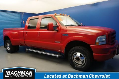 Pre-Owned 2004 Ford Super Duty F-350 DRW Lariat
