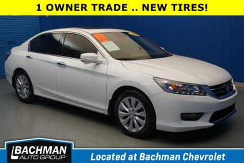 Pre-Owned 2015 Honda Accord Sedan Touring