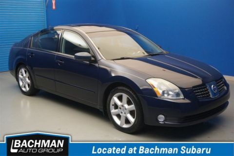 Pre-Owned 2004 Nissan Maxima SE