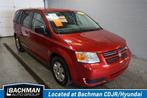 Pre-Owned 2010 Dodge Grand Caravan SE