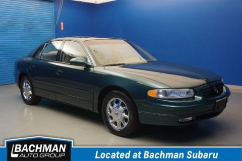 Pre-Owned 2002 Buick Regal LS