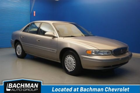 Pre-Owned 2001 Buick Century Limited