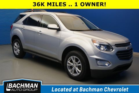 Pre-Owned 2017 Chevrolet Equinox LT FWD Sport Utility