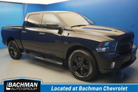 Pre-Owned 2017 Ram 1500 Express 4WD