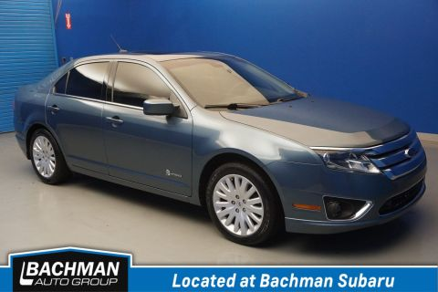 Pre-Owned 2011 Ford Fusion Hybrid