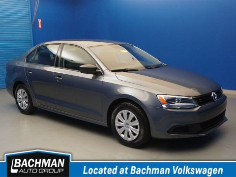 Pre-Owned 2014 Volkswagen Jetta Sedan S