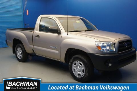 Pre-Owned 2007 Toyota Tacoma RWD Regular Cab Pickup