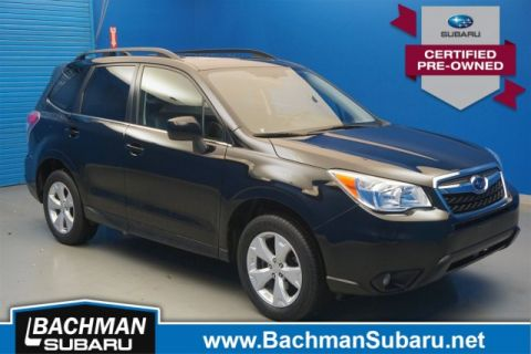 Pre-Owned 2016 Subaru Forester 2.5i Limited