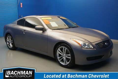 Pre-Owned 2008 INFINITI G37 Coupe Journey